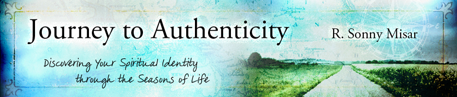 Journey to Authenticity - Sonny Misar